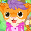 Baby Lion Spa - Animal Care Games
