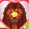 Valentine's Day Hairdos - Free Hair Styling Games
