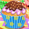 Creamy Cupcakes - Cupcake Cooking Games