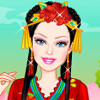 Barbie Japanese Princess - New Barbie Games For Girls