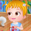 Baby Hazel's Valentine's Day - Fun Baby Management Games