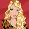 Barbie Leopard Fashion - Barbie Dress Up Games Online