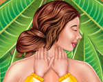 Forest Beauty Massage Therapy - Free Spa Games Online