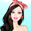 Barbie Spring Style - Barbie Dress Up Games