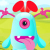 Super Glitzy Monster - Free Doll Dress Up Games