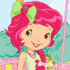 Lovely Strawberry Shortcake - Doll Dress Up Games For Girls