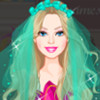 Barbie Colorful Bride  - New Wedding Dress Up Games