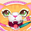 Precious Kitty Dentist - Dentist Simulation Games