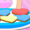 Heart Cheesecake - Cooking Games Online