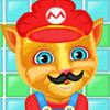 Talking Ginger Dress Up - Animal Dress Up Games