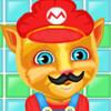 Talking Ginger Dress Up - Animal Dress Up Games