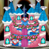 Diamond Castle Cake - Cake Decoration Games