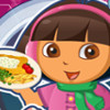 Dora Fish And Chips - Cooking Games For Girls