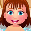 Baby Princess Royal Bath - New Baby Care Games