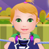 Baby Juliet Washing Clothes - Simulation Games For Girls
