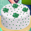 Shamrock Cake - Cake Cooking Games