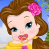 Baby Belle Spa Day - Spa Games For Girls