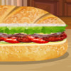 Italian Sandwich - Free Online Cooking Games