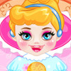 Baby Cinderella Caring - New Baby Care Games