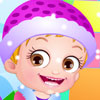Baby Hazel Winter Fun - Management Games Online