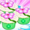 Cute Easter Cupcakes  - Online Cooking Games