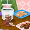 Milk And Cookies - Food Decoration Games Online