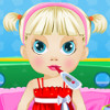 Sick Baby Healing  - Baby Care Games For Kids