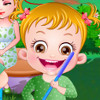 Baby Hazel Earth Day - Online Management Games