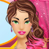 Black 'N Pink Beauty - Makeover Games For Girls