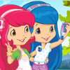 Strawberry Shortcake Selfie - Strawberry Shortcake Games For Girls