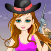 Cowgirl Dress Up 2 - Cowgirl Dress Up Games