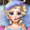 Elsa Frozen Flu Doctor - Online Doctor Games