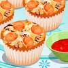 Pizza Cupcakes  - Pizza Cooking Games