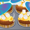 April Showers Cupcakes  - Cupcake Cooking Games