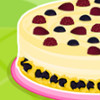 Chocolate Berry Cheesecake - Cheesecake Cooking Games