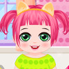 Baby Care Justine  - Baby Care Games
