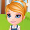 Baby Barbie Gardening - Barbie Management Games