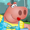 Mr And Mrs Hippo - Free Animal Dress Up Games