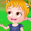 Baby Hazel Kite Flying - Free Management Games