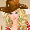Barbie Western Princess  - Barbie Dress Up Games For Girls