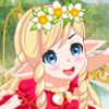 Spring Elf Alice - Elf Dress Up Games