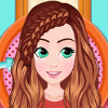 School Braided Hairstyles - Hair Styling Games