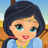 Baby Jasmine Genie Spa - Spa Games For Girls