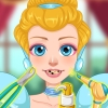 Cinderella Dental Crisis - Dentist Games For Girls