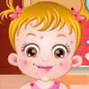 Baby Hazel Skin Trouble - Baby Hazel Games