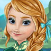 Anna Frozen Real Makeover - Anna Frozen Makeover Games