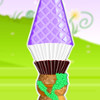 Tangled Tower Cupcake - Cupcake Cooking Games