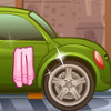 Tinkerbell Car Wash - Free Simulation Games