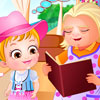 Baby Hazel Granny House  - Play Simulation Games