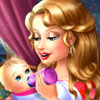 Baby Bottle Feeding  - Baby Caring Games